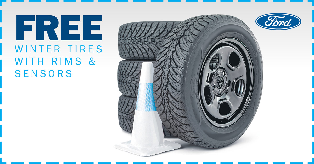 FREE Winter Tires & Rims