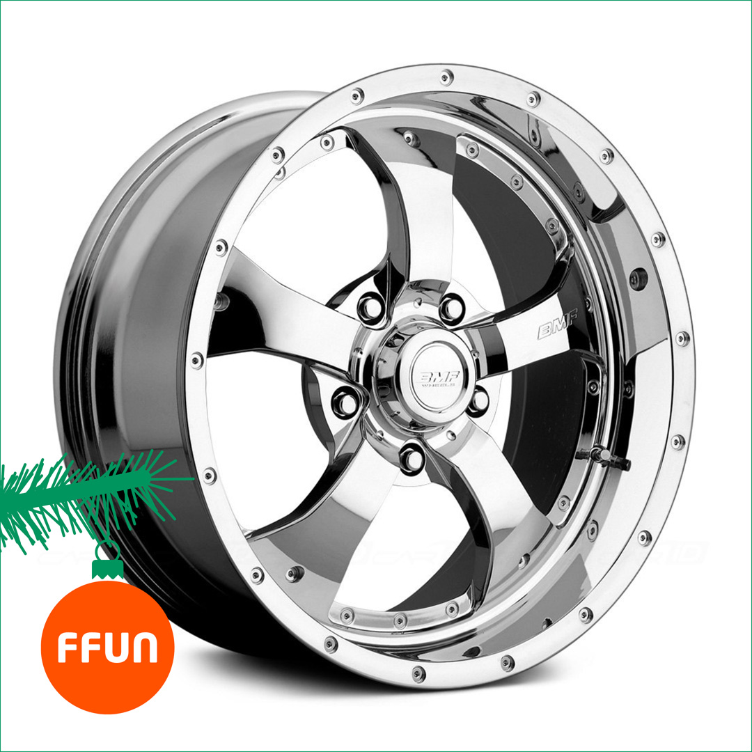 BMF Novokane 18″ F-150 Wheels