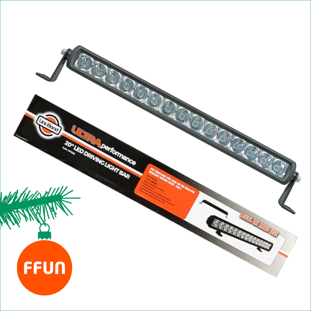 Unibond 20″ LED Light Bar