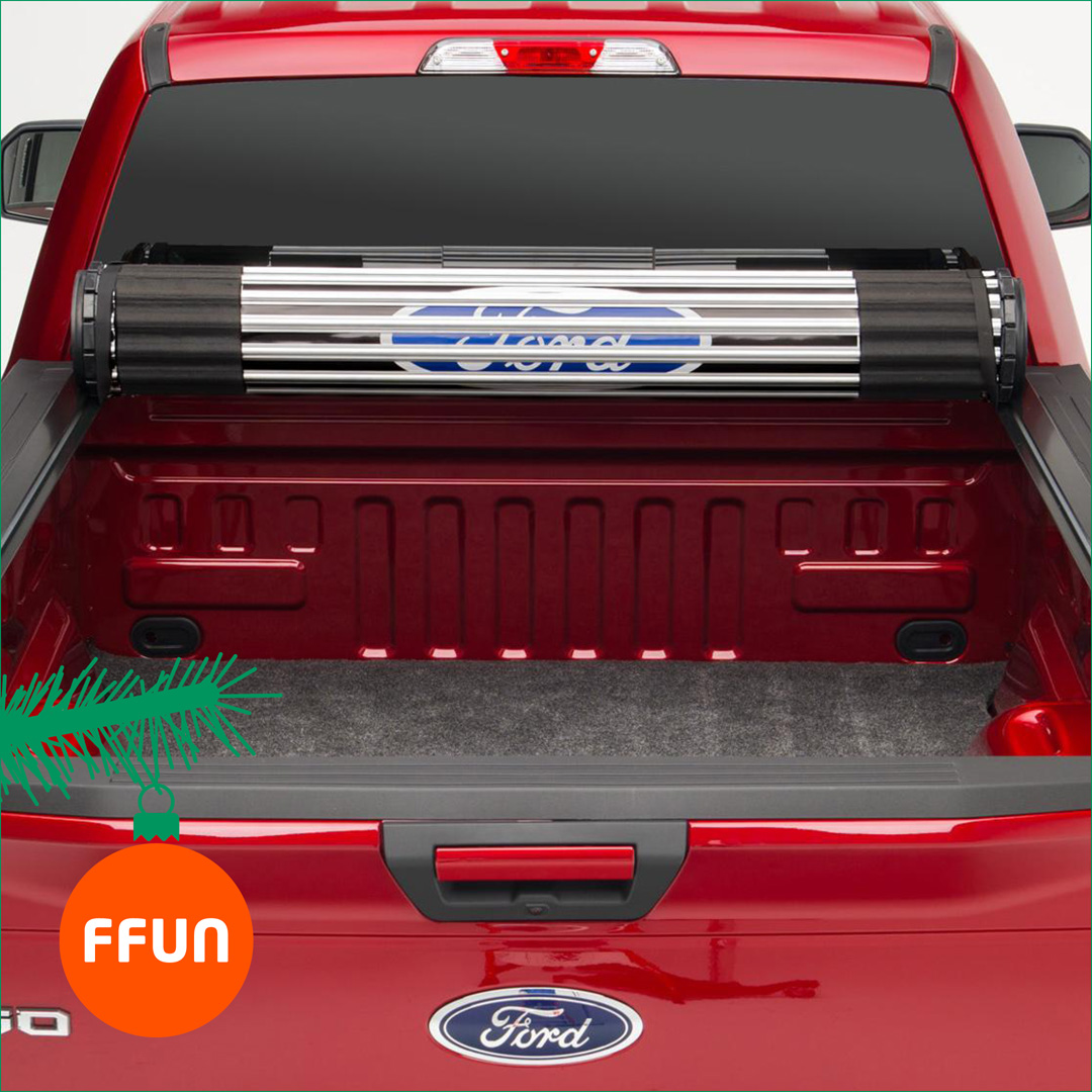 Ford Hard Rolling Tonneau Cover